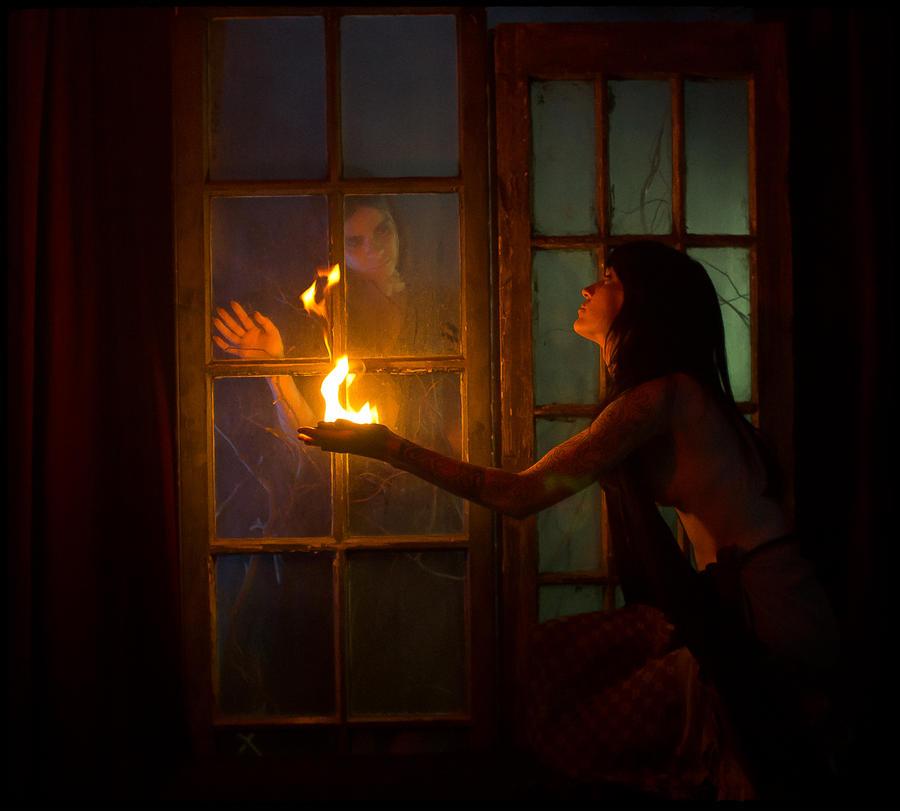 feu de l'amour