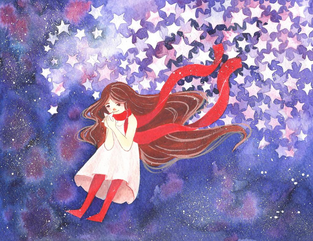 Catching Stars by QueenofCuriosity