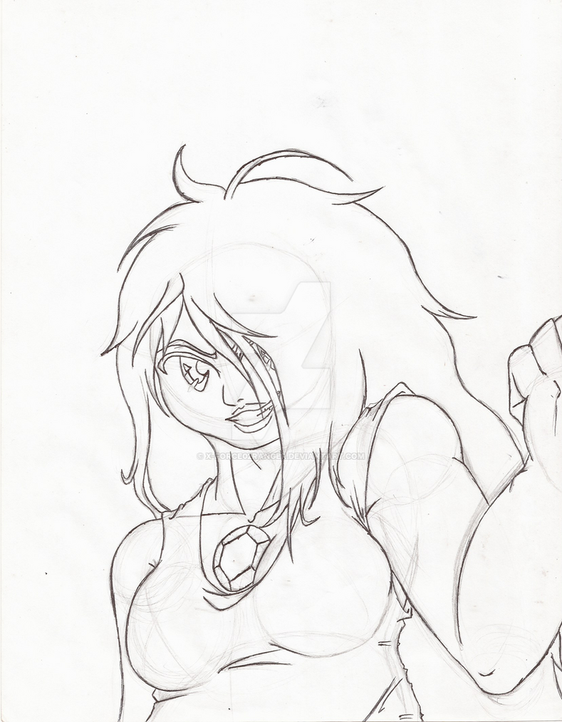 Amethyst by X-Force02ranger