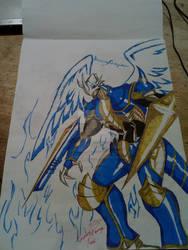 Blue-Burningreymon