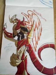 red-burningreymon