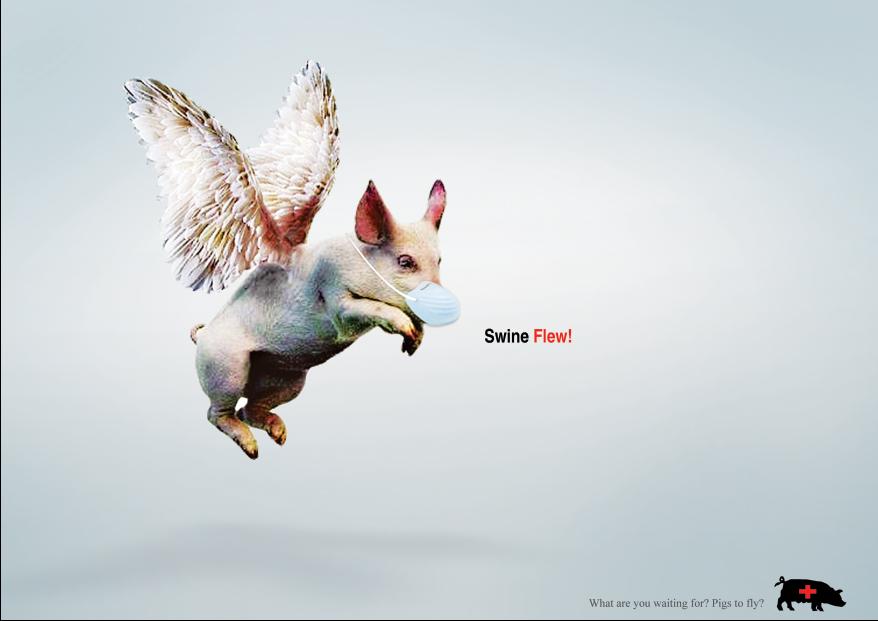 Swine FLEW by kgenextreme