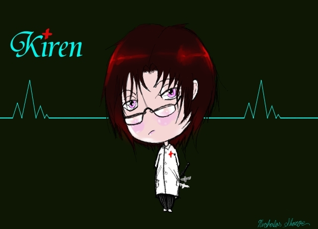 Kiren chibi by kisame661366