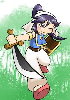 Asha Sana (Monster World IV)