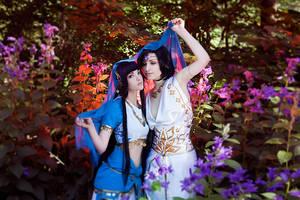 Kendappa and Soma by Misaki-Sai