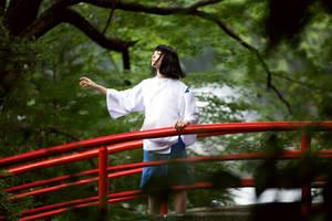 Spirited Away by Misaki-Sai