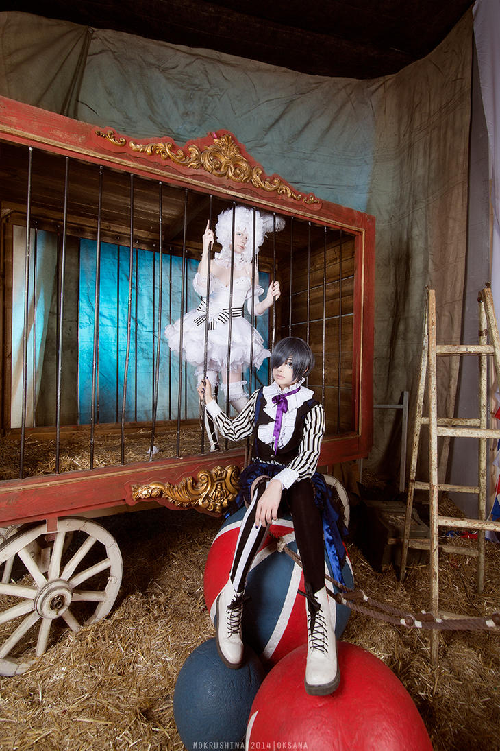 Welcome to Circus! by Misaki-Sai