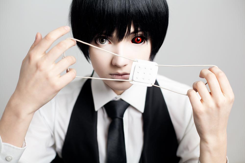 TG:Kaneki by Misaki-Sai