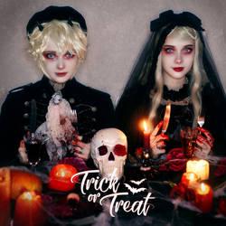 Trick Or Treat by Misaki-Sai