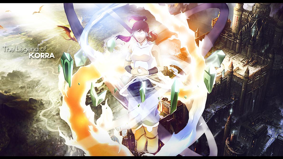 Avatar: The Legend Of Korra Desktop Background By