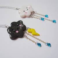 Cloudy Skies Necklaces