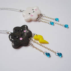 Cloudy Skies Necklaces by geurge