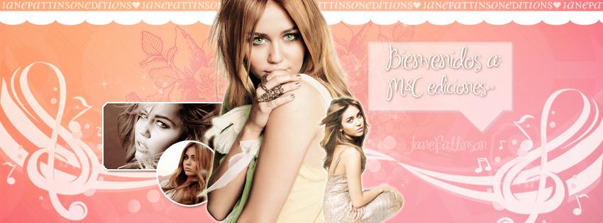 +Portada Miley Cyrus by MissJanePattinson