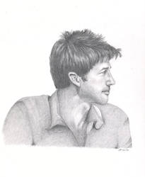 DRAWING 1 - Joe Flanigan