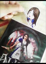 Alice by Cakeeecrazy