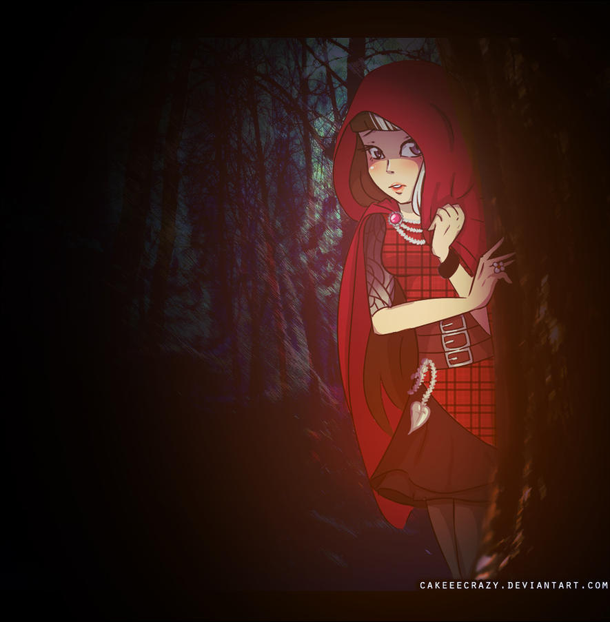 Request by Ravennoodle: Cerise Hood! :3 by Cakeeecrazy