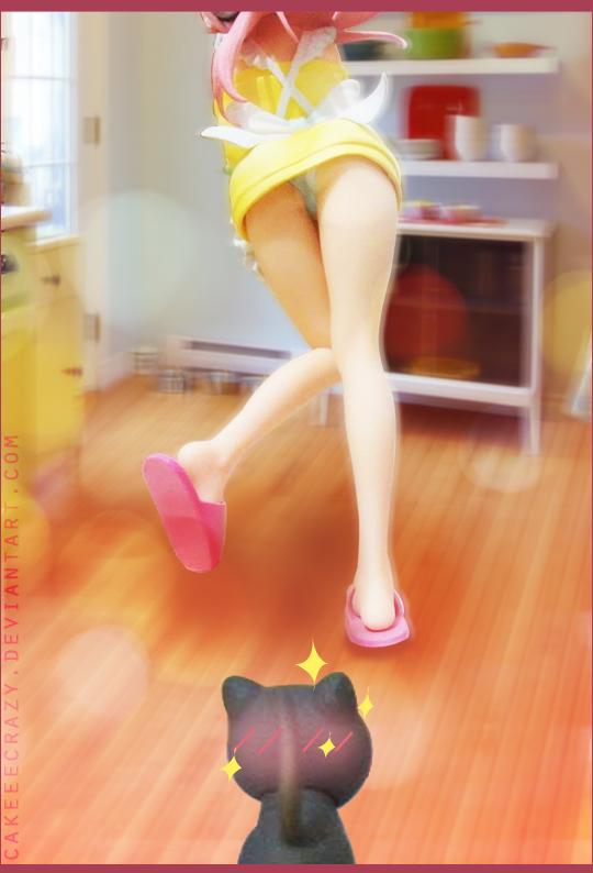 Super Sonico by Cakeeecrazy