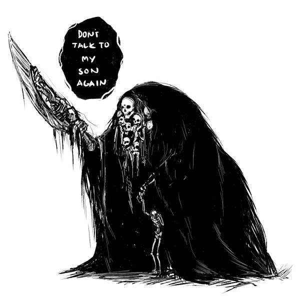 Gravelord Nito by aliencake on DeviantArt