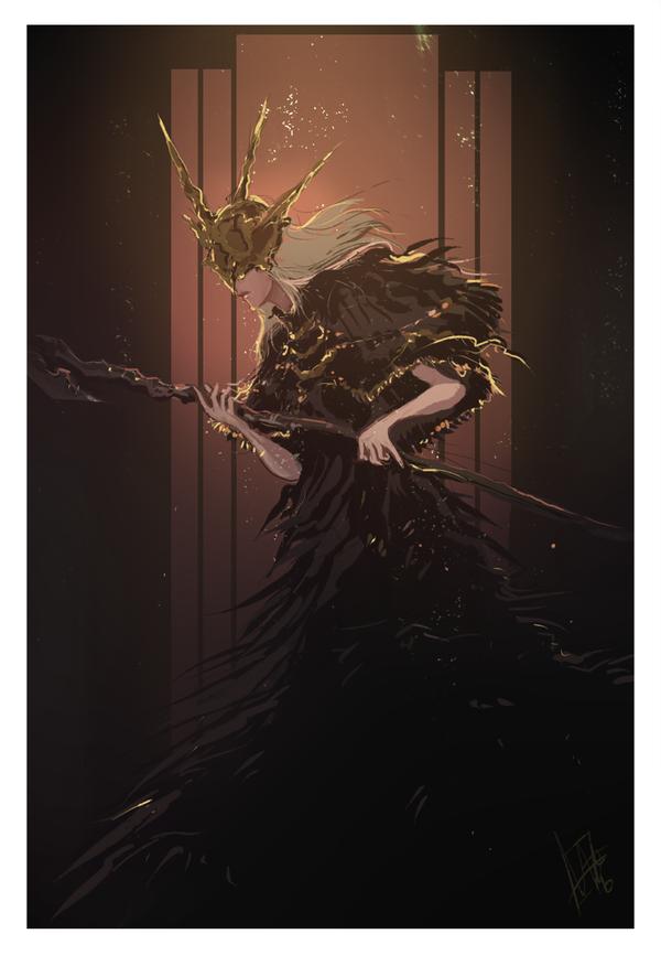 Aldrich, Devourer of Gods by aliencake
