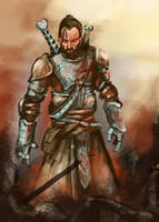 grey warden duncan by reijred
