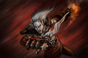 Kain- Blood Omen by reijred