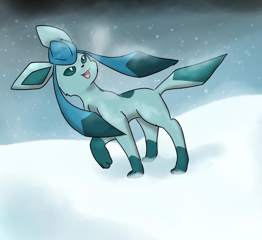 Frosty Breath by ImagineitSplotched
