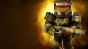 Doom (2016) The DoomSlayer