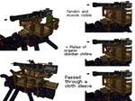 WIP 2 - Myr - Mounted methanier cannon