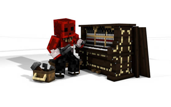 Repairing a piano