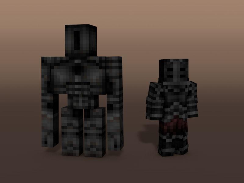 Tarkus  Iron Golem Skins