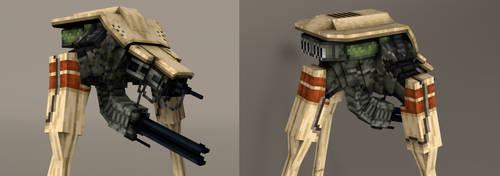Half-Life 2 - Strider close-ups