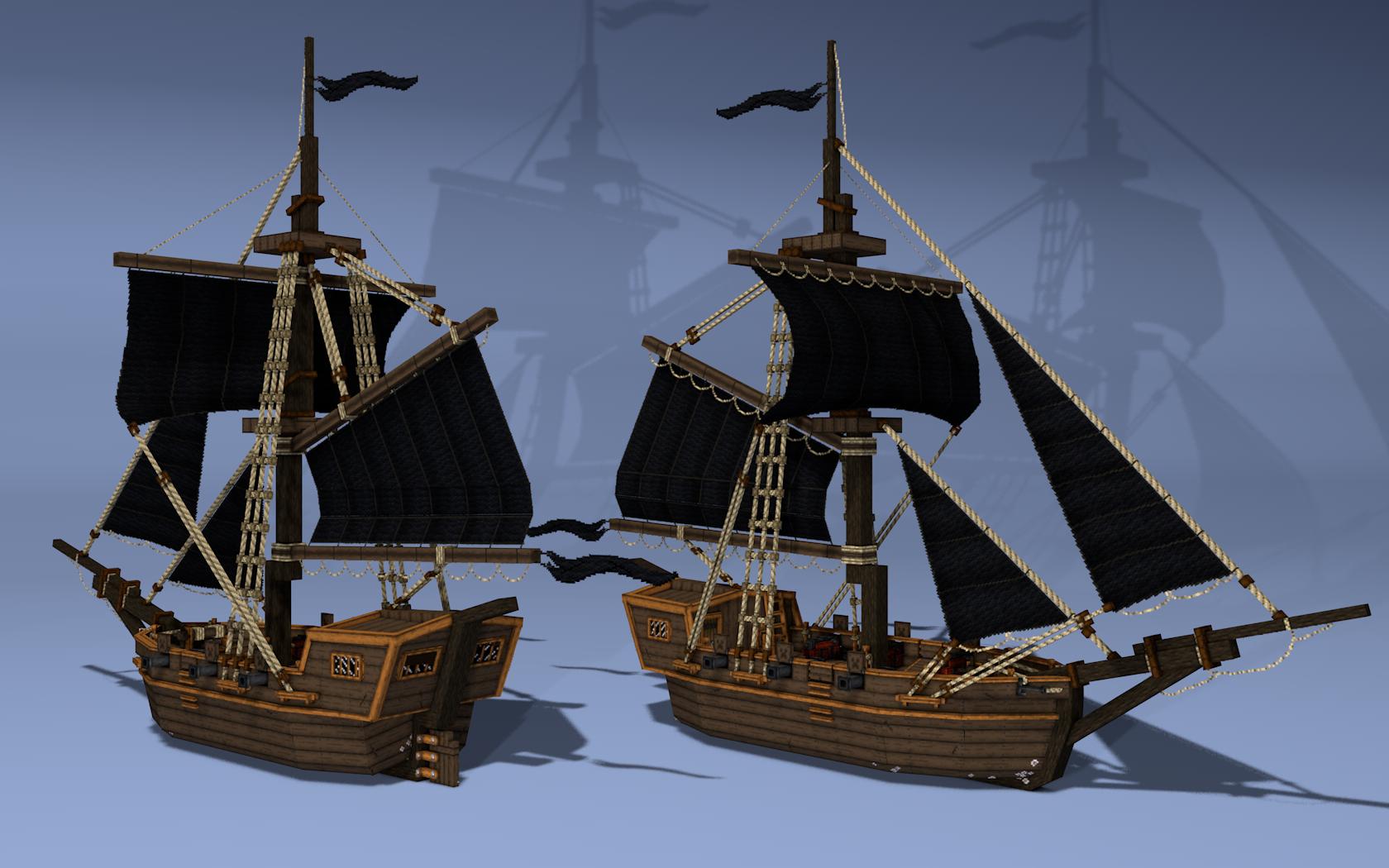 Sloop - Pirate Adventures