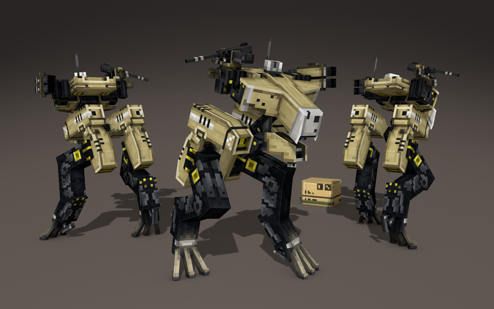 Metal Gear solid 4 - Gecko