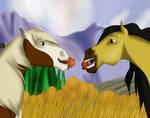 Mustang Apple Time