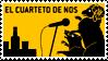 El Cuarteto de Nos - Stamp by PkOrange