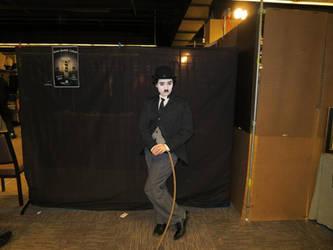 Charlie Chaplin Cosplay by Animeartist1212