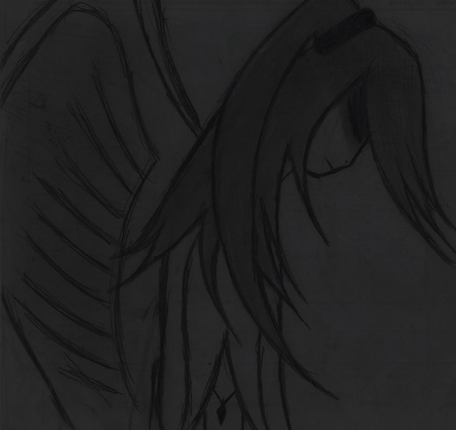 Fading Angel by XJane-ChanX