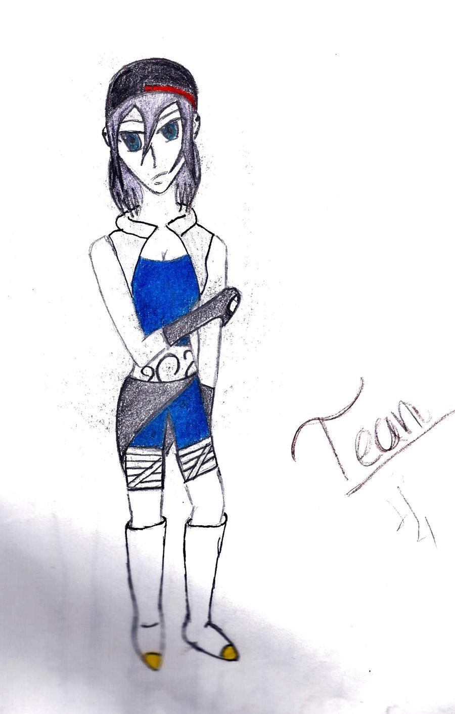 Tean by XJane-ChanX