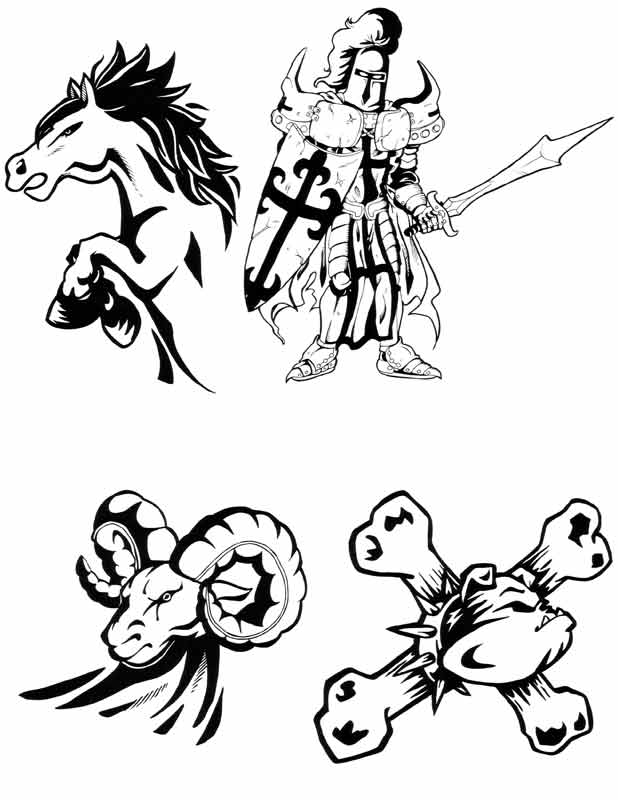 lv high school mascot logos 4 by hokkaidojh on deviantart