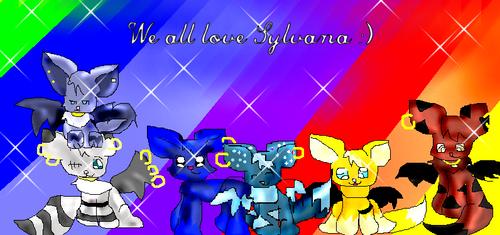 We love Sylvana by mindlessorange
