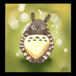 Click it TOTORO GIF by CaptainAza