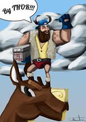 Shaybeard fan art by AsiST
