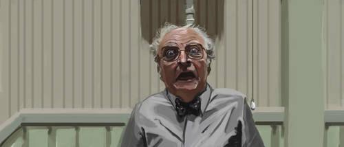 Jim Broadbent as Timothy Cavendish by AsiST