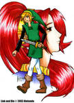 Link and Din-Oracle of Seasons