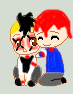 Frerard icon by Deathecoolone
