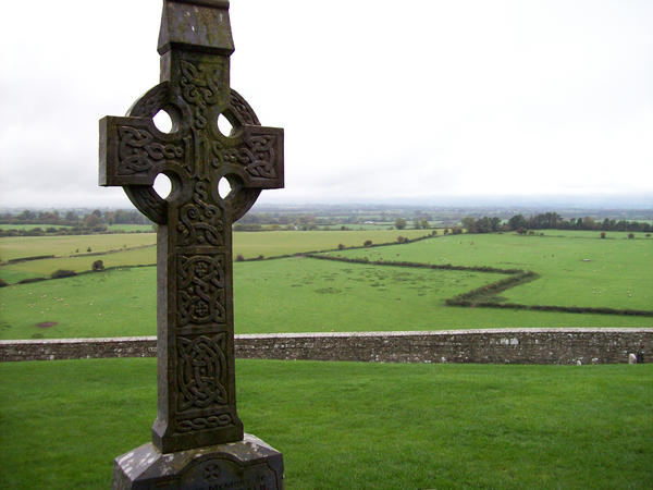 Celtic cross by goblinstock on deviantart
