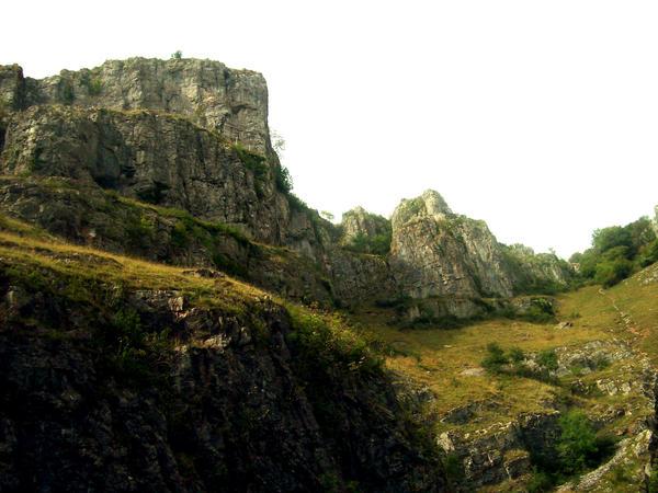 Cheddar Gorge by GoblinStock