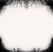 Border scribbles_texture_1 by GoblinStock