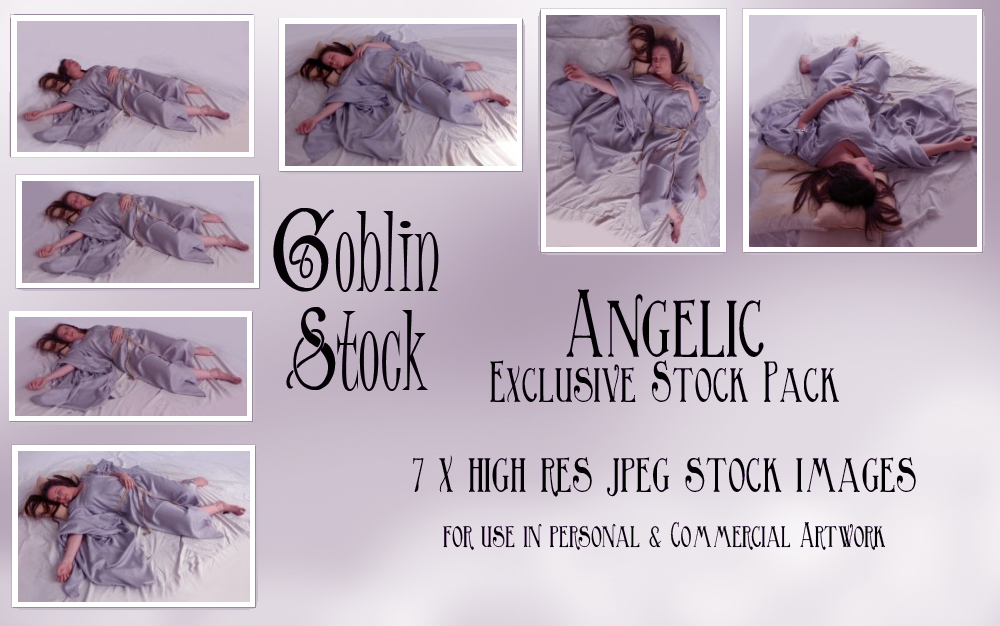 Angelic Pack by GoblinStock