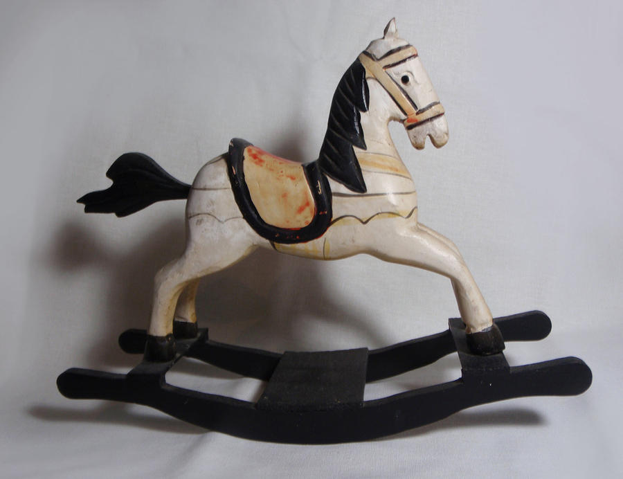 Rocking Horse Toy by GoblinStock